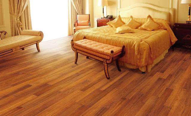 导致甲醛超标-木地板