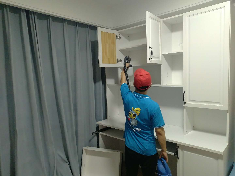 新房除甲醛衣柜除甲醛施工