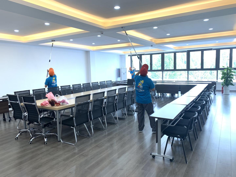 会议室除甲醛施工