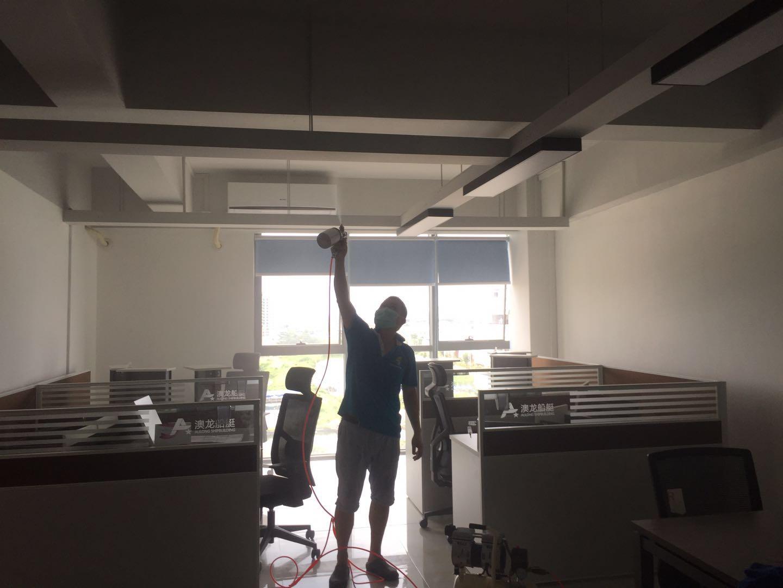 天花板除甲醛