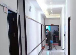 岳阳市南湖城市建设除甲醛施工案例