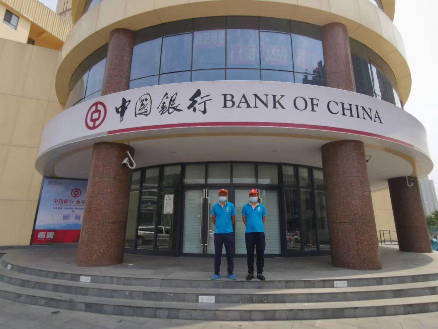 中国银行太原支行除甲醛施工