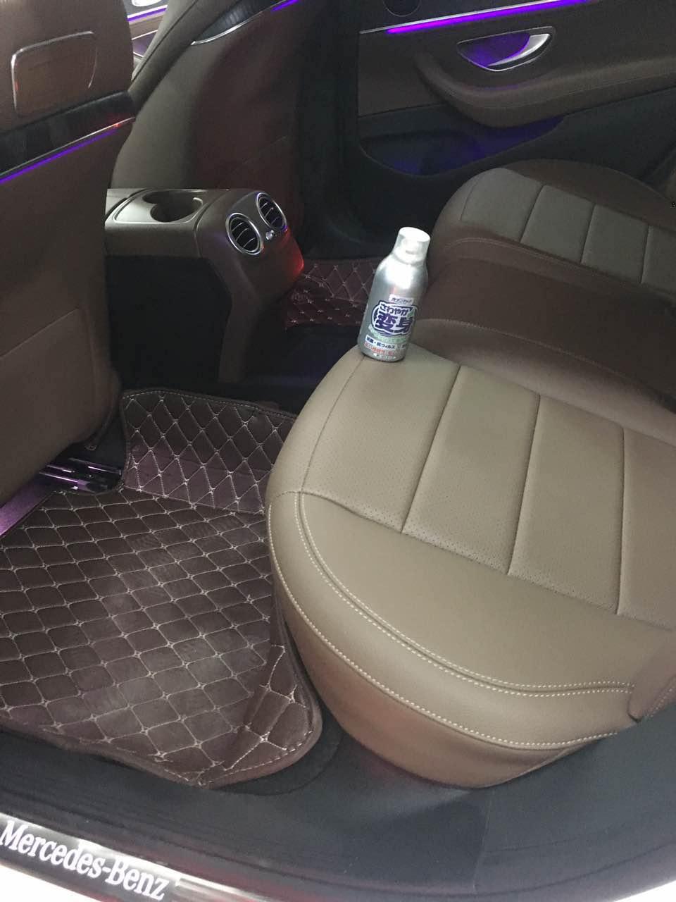 车内空气治理奔驰车主杨先生案例