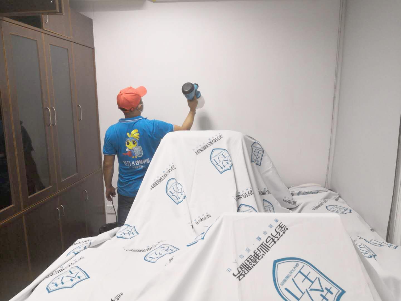 办公室墙面喷涂全方位施工治理