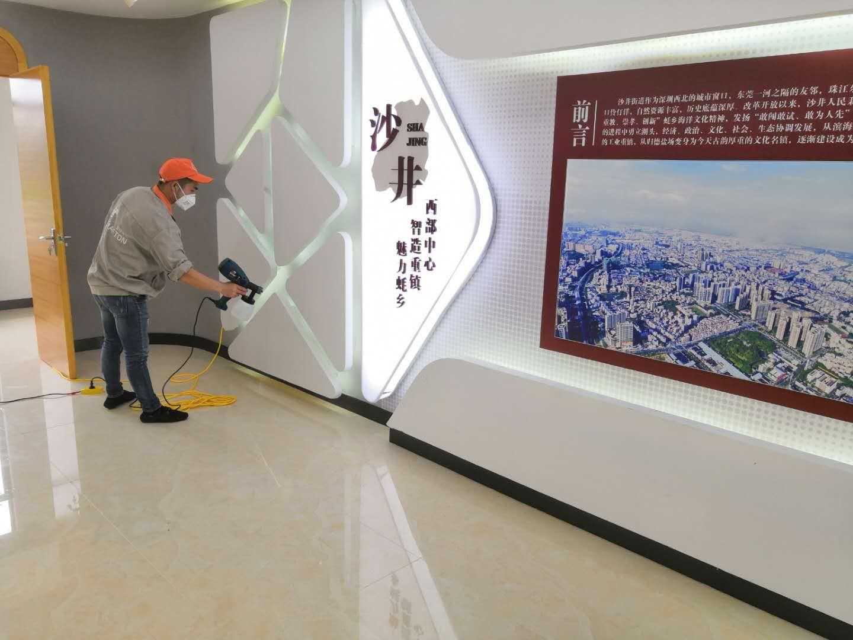 深圳沙井街道党群服务中心