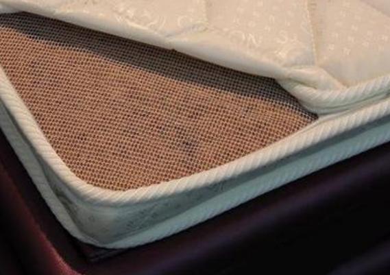 独立簧双床垫